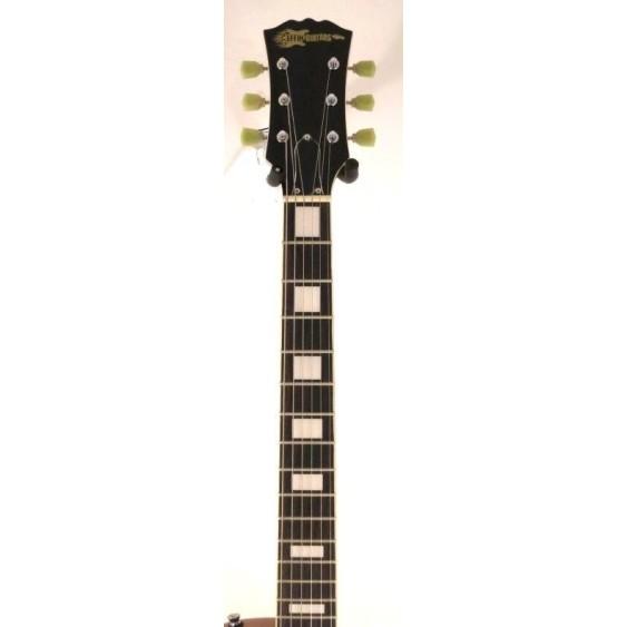 2016 Effin Guitars OldLess/MR Deluxe Metallic Red Electric Guitar w/Gigbag+More