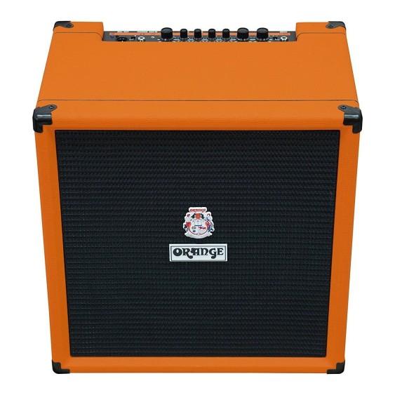 Orange Crush Series 100 Watt Electric Bass Guitar Amplifier w/Parametric EQ