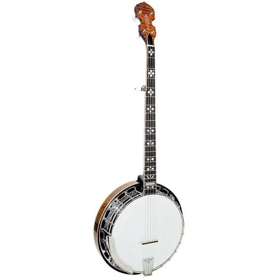 Gold Tone Model OB-250 Orange Blossom Banjo with Hardshell Case