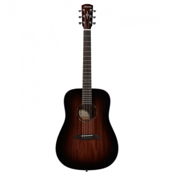 Alvarez Acoustic Solid Top Guitar