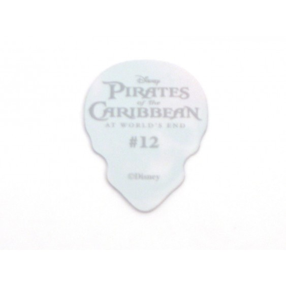 108 Disney Pirates of the Carribean #12 Magic Motion Guitar Picks by Hot Picks
