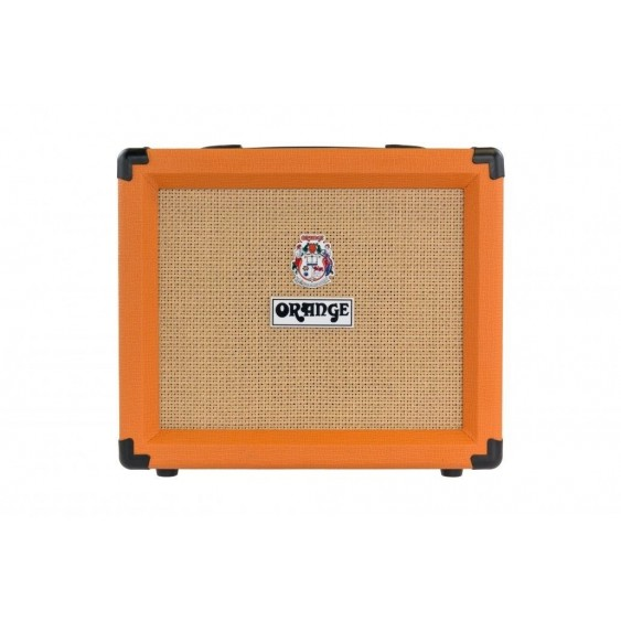 Orange CRUSH 20 Twin Channel Solid State Combo Practice Guitar Amplifier - NEW