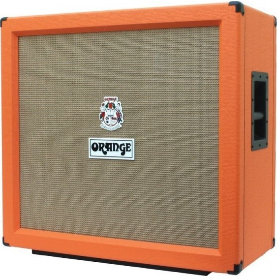Orange PPC412 4x12 Celestion Vintage 30 240 Watt Cabinet -Free Cover+Cable Offer!