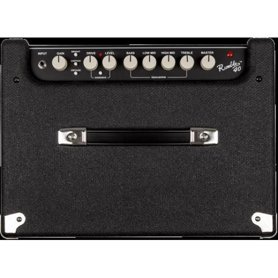 Fender Rumble 40 - 40 Watt Electric Guitar Combo Amplifier Model #2370300000