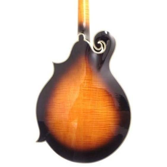 Washburn M6SWK Jethro Burns All Solid F-Style Mandolin w/Case - Blem #B571