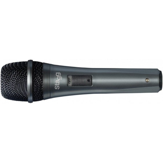 Stagg SDM90 Professional cardioid dynamic DC90 Cartridge VOCAL Microphone w/case