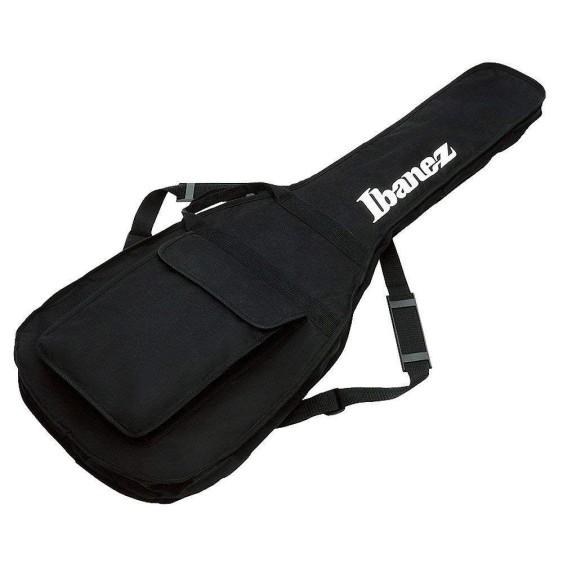 Ibanez Model IGB101BK 5mm Padded Electric Guitar Gig Bag with Shoulder Straps