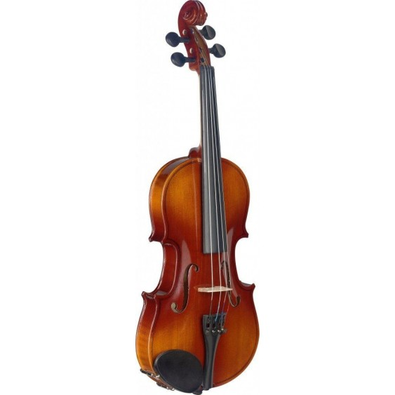 Stagg Half-Size Maple and Spruce Student Violin with Case, Bow, Rosin VN 1/2 L