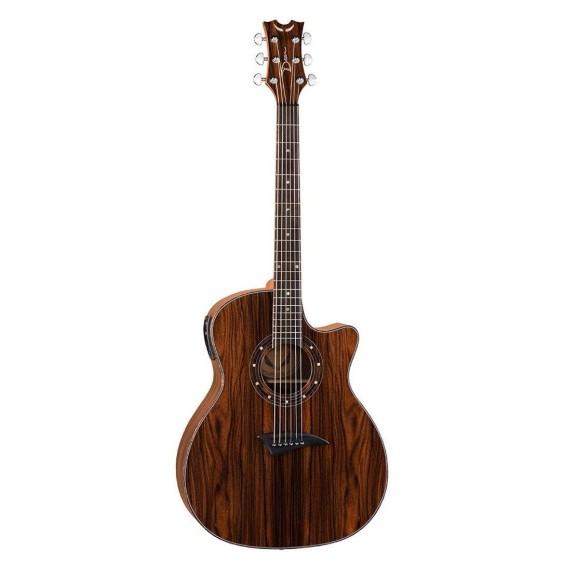 Dean Exotica Series Cocobolo Gloss FInish Acoustic Electric Guitar # E COCO