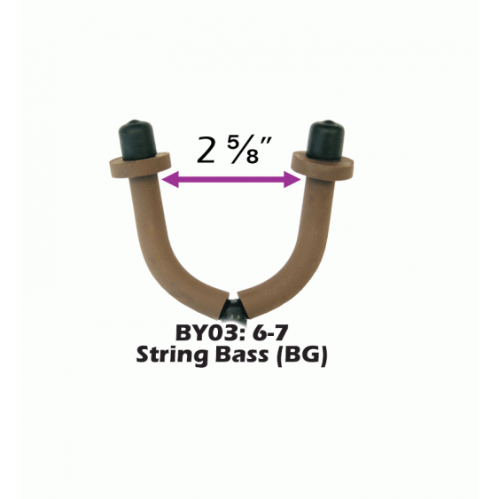 String Swing YOKE-BG Replacement Yoke for 6-7 String Broad Neck Basses