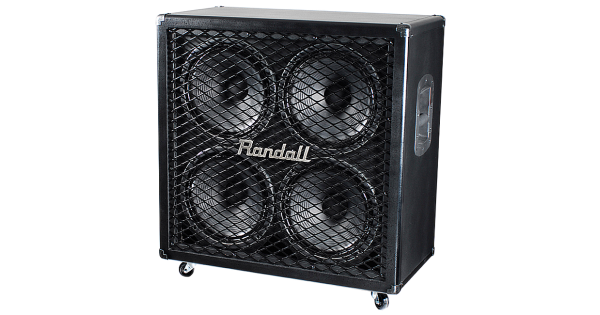 Randall Thrasher 412s Oversized 400W Ported 4x12 Straight Cabinet