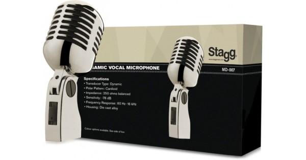 STAGG Mikrofonklemme 23-29mmNeu