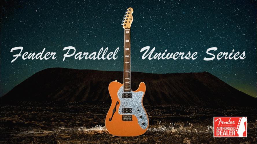 Parallel Universe Banner