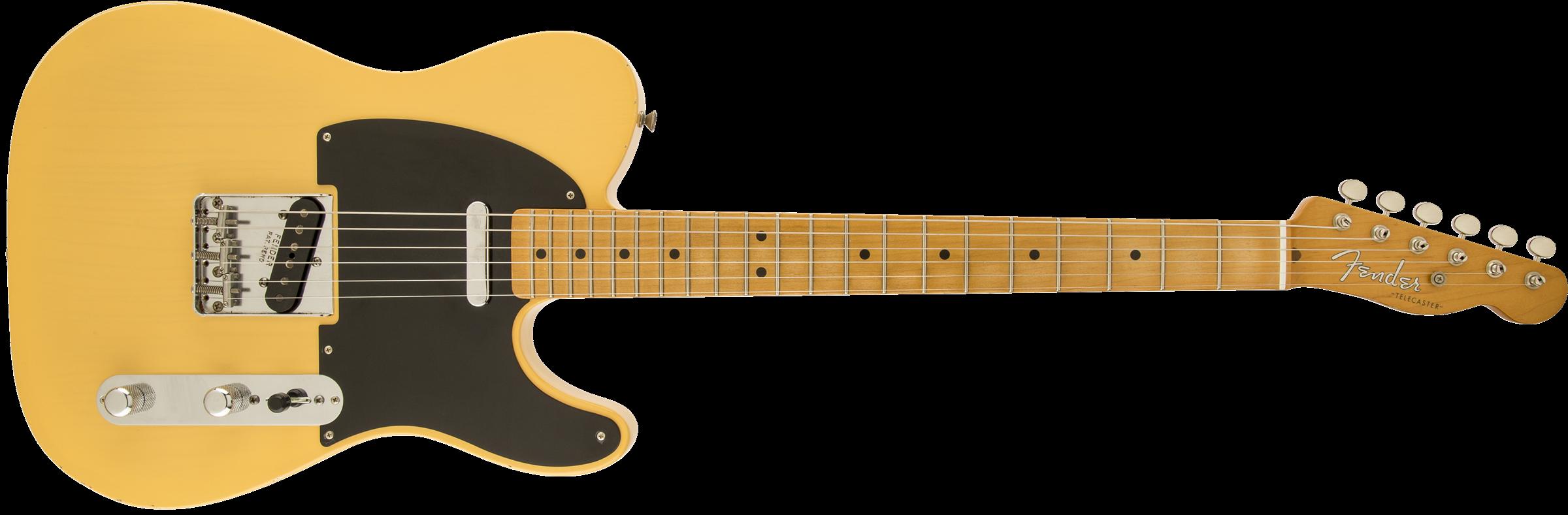 fender road worn 39 50s telecaster blonde maple neck tex mex pickups w bag 717669669171 ebay. Black Bedroom Furniture Sets. Home Design Ideas