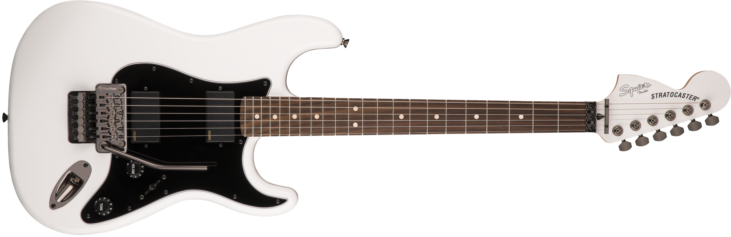 Squier By Fender Contemporary Stratocaster Hh Floyd Rose Olympic