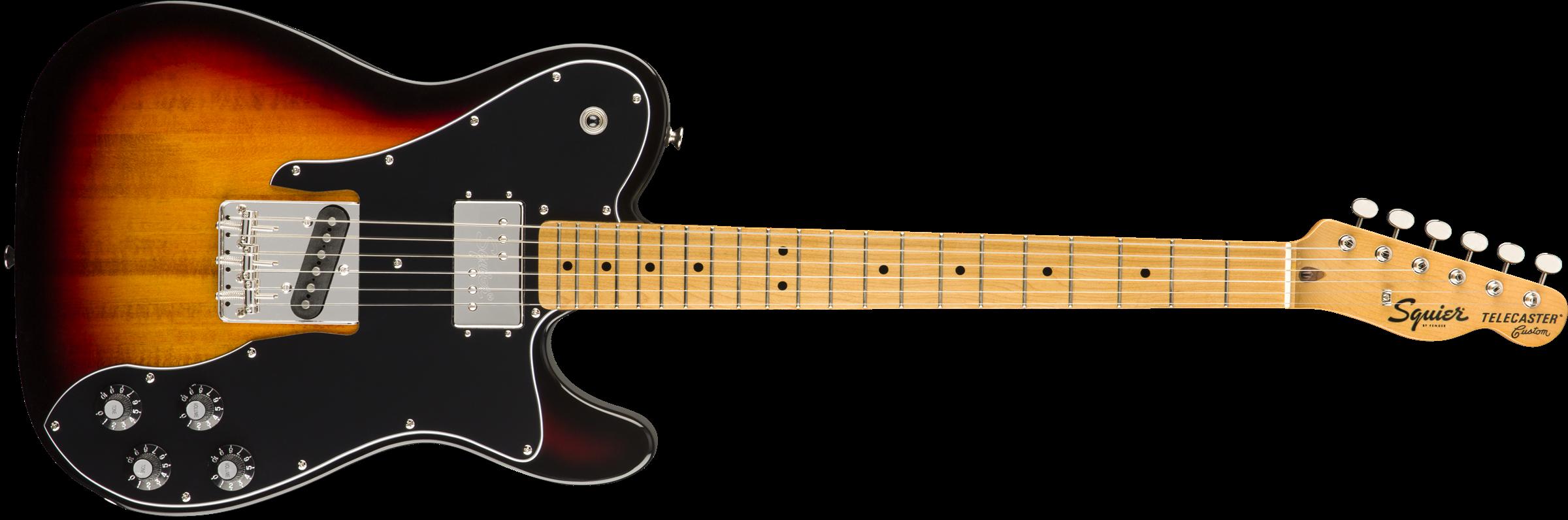 fender squier classic vibe 70 39 s telecaster custom electric guitar sunburst demo 885978064502 ebay. Black Bedroom Furniture Sets. Home Design Ideas