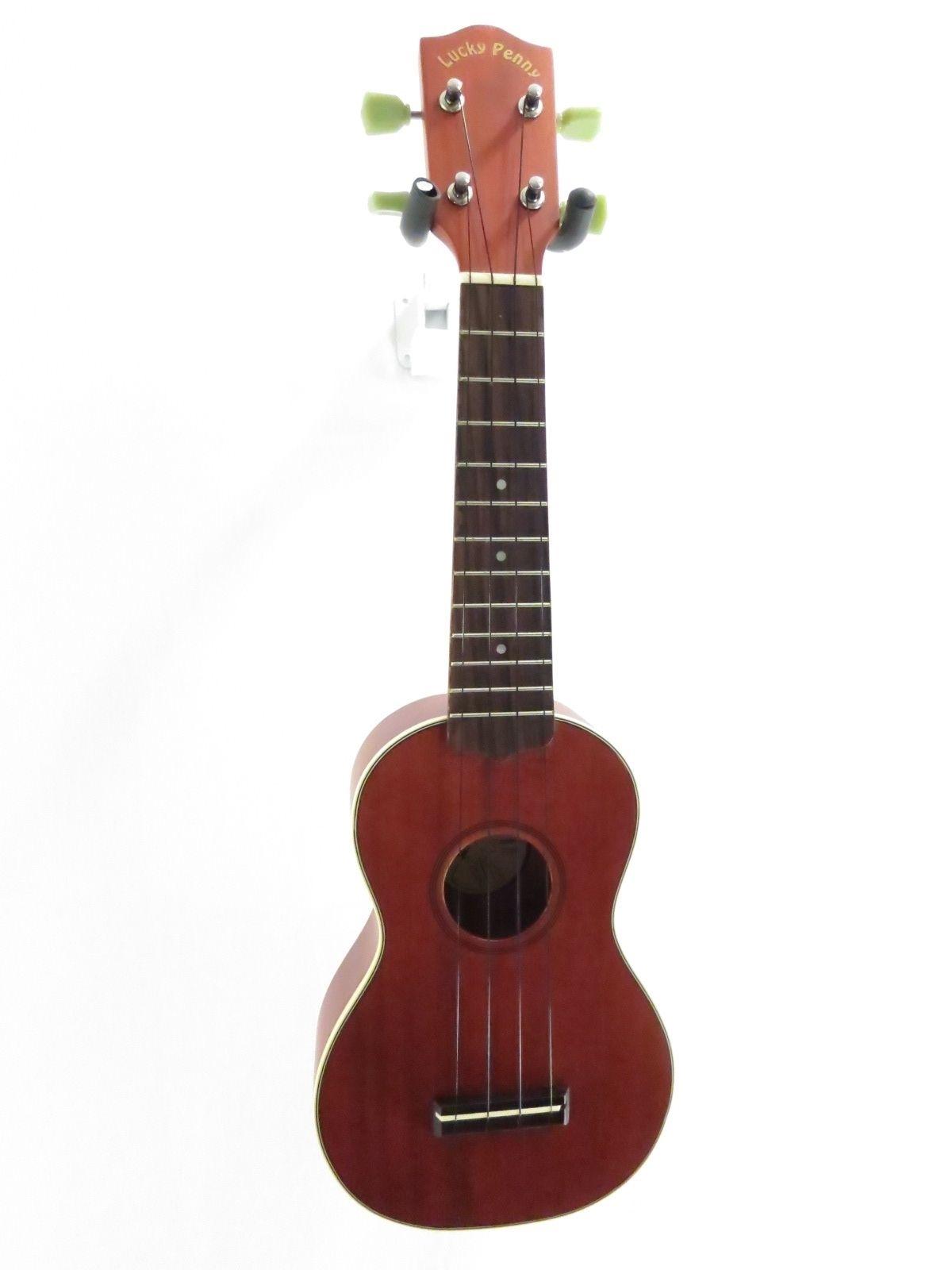Eastman Eu3s Ukulele Soprano Mahogany With Case For Sale Online Ebay